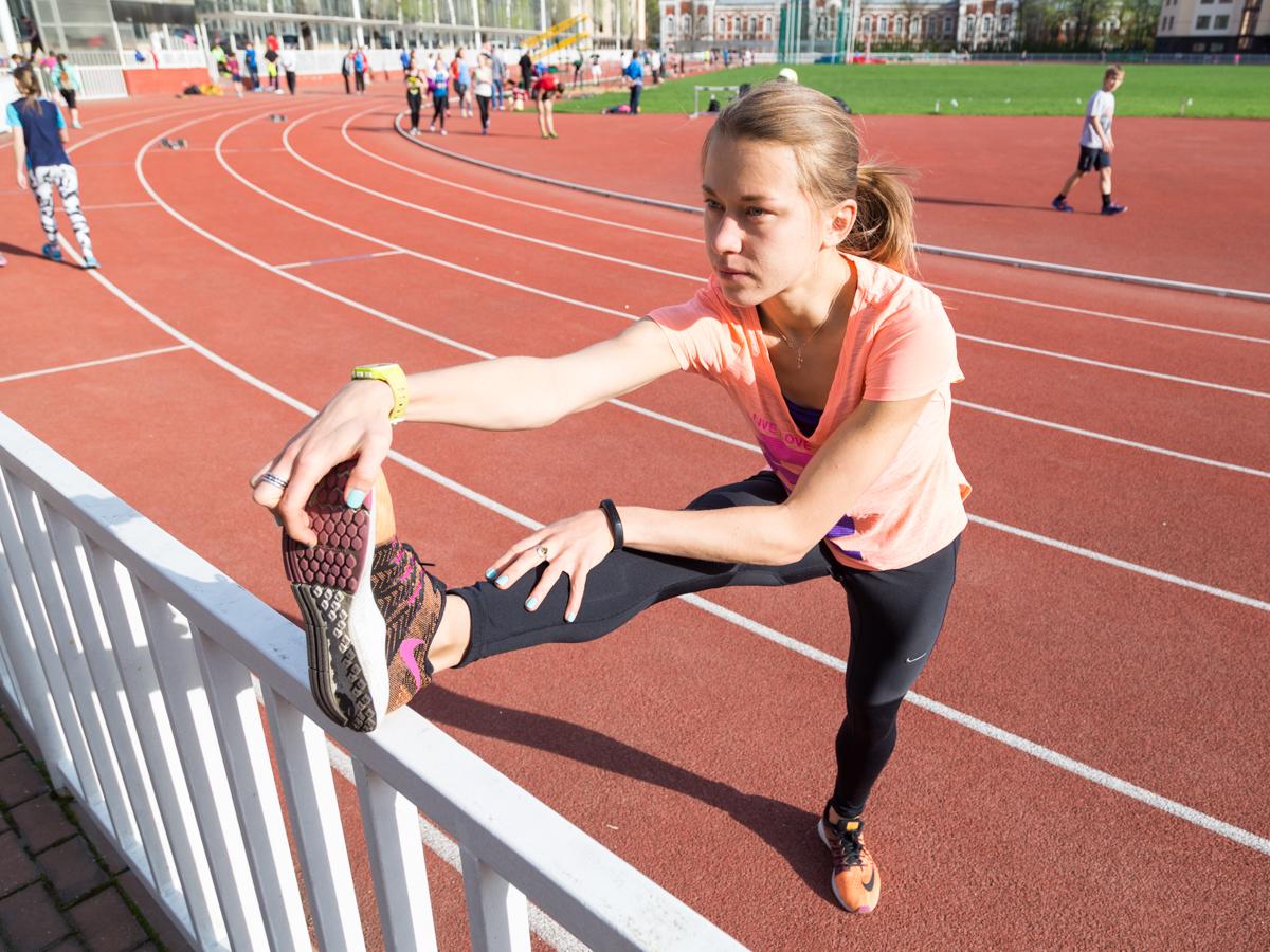 Занятия по лёгкой атлетики в ростове-на-дону