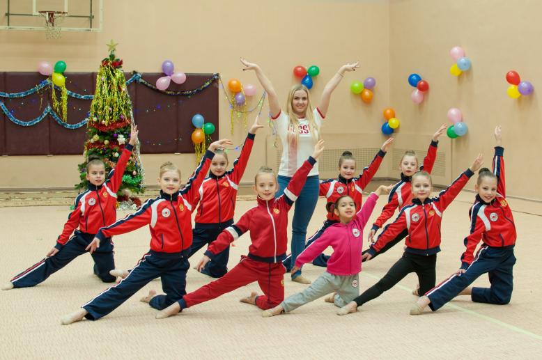 художественная гимнастика клубы москва