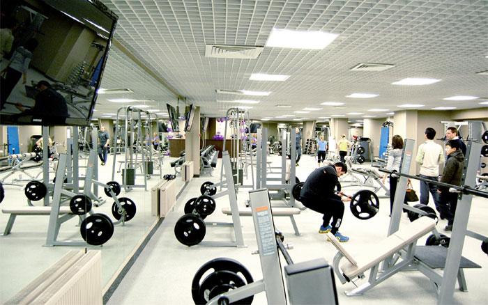 Фитнес клубы москва бауманская описание клубов ночных