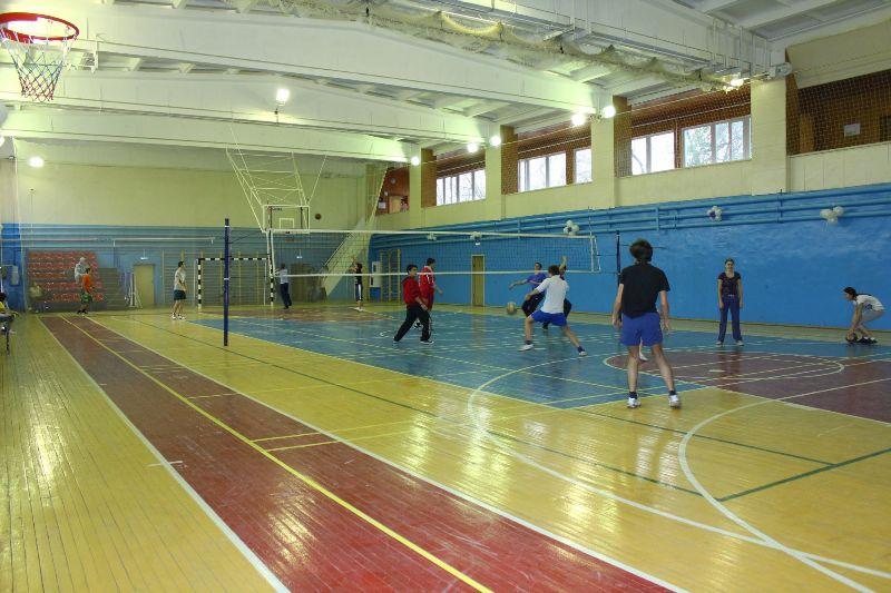 Здесь представлена информация об учреждении Спортивный студенческий центр М
