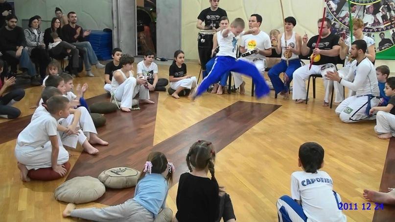 Mundo Capoeira  Капоэйра СанктПетербург