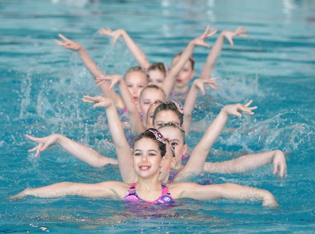Синхронное плавание клубы в москве москва спортивные клубы с бассейном