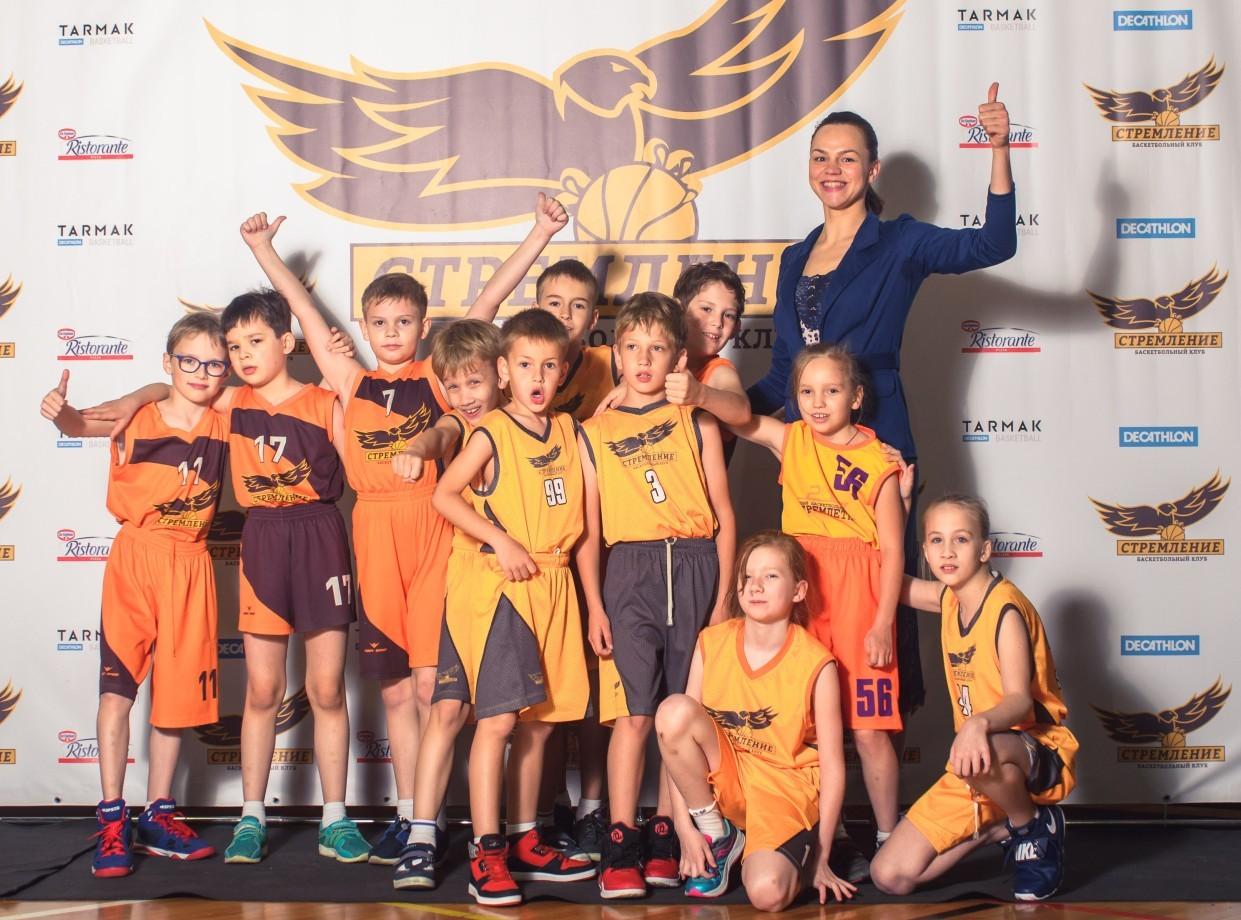 баскетбольный клуб в крылатском москва
