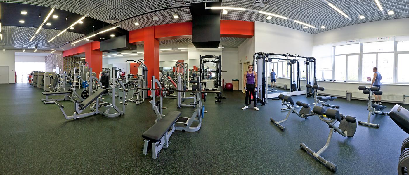 Фабрика Фитнеса в Балашихе